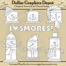 S'mores - *DGD Exclusive*