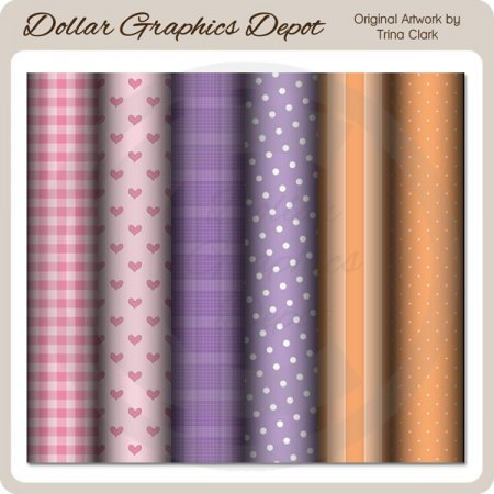 Easter Delights - Scrap Papers