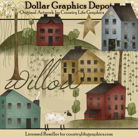 Willow - Clip Art