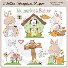 Easter Time 2 - Clip Art