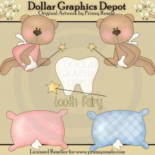 Tooth Fairy Bears