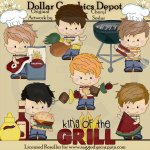Little Henry - King of the Grill