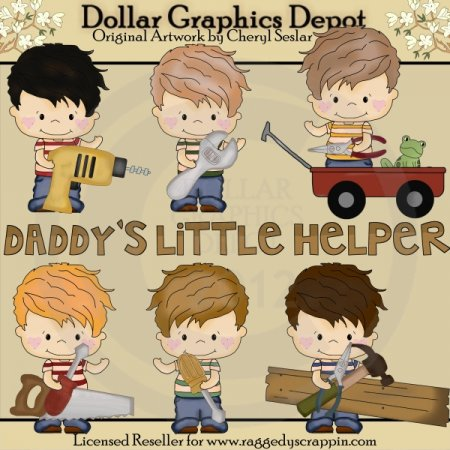 Little Henry - Daddy's Little Helper