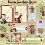Christmas Time - Scrappin Delights