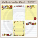 Teacher's Notes - Printables