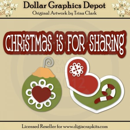 Christmas Friends 3 - Cutting Files / Paper Piecing Patterns