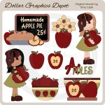 Apple Darling - Clip Art