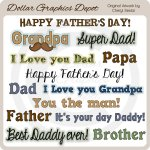 Father's Day Titles