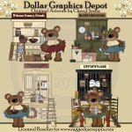 Little Bears Prim Shoppe - *DGD Exclusive*