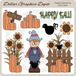 Fall Harvest 1 - Clip Art