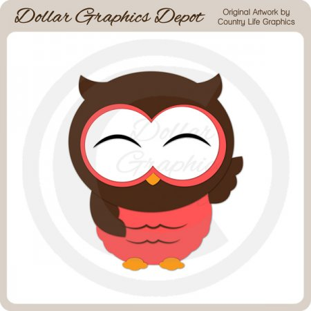 Forest Owl 2 - Cutting Files / Paper Piecing Patterns