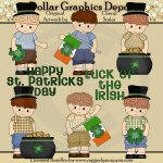 Little Luke - Irish - Clip Art