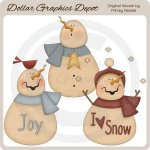 Snow Joy - Clip Art