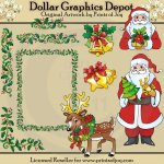 Christmas Borders and Graphics