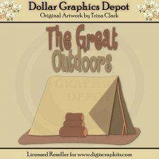 The Great Outdoors 3 - Cutting Files / Paper Piecing Patterns