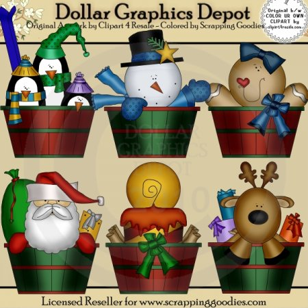 Holiday Baskets 2