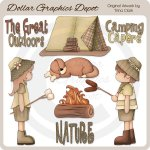 The Great Outdoors - Clip Art