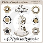 A Night To Remember - Clip Art