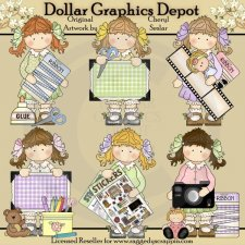 Holly Scrapbooking