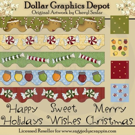 Christmas Wishes Designer's Set - *DGD Exclusive*