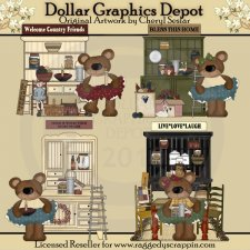 Little Bears Prim Shoppe - *DCS Exclusive*