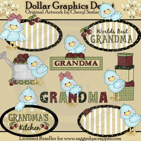Tiny Tweets - Grandma