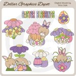 Easter Delights 1 - Clip Art