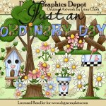 Ordinary Day - Clip Art