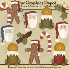 Christmas Time - Clip Art