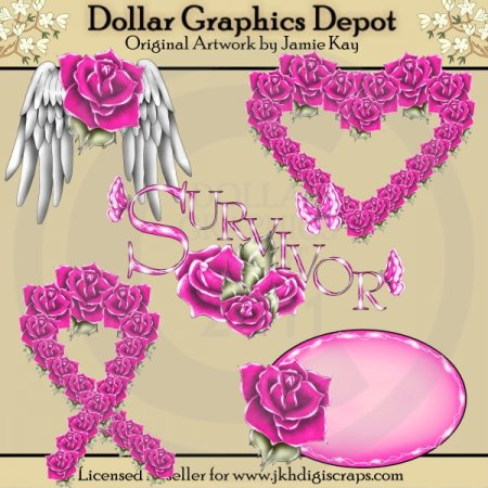 Breast Cancer Awareness 1 - Clip Art