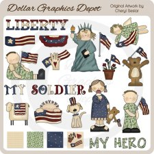 Sweet Land Of Liberty - Clip Art
