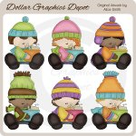 Chicken Soup Kids - Clip Art