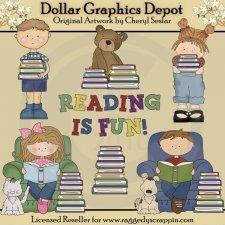 School / Teacher Clip Art : Dollar Graphics Depot ...