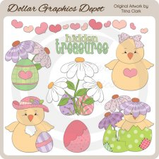 Easter Delights 2 - Clip Art