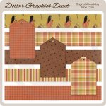 Autumn Delights - Clip Art