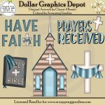 Have Faith - Clip Art