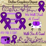 Epilepsy Awareness - Clip Art