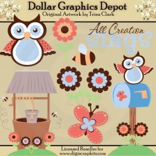 All Creation 1 - Clip Art