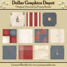 Patriotic Lilly Backgrounds