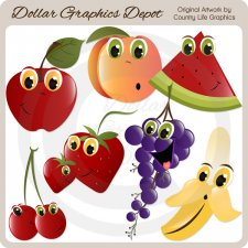 Got Fruit? - Clip Art