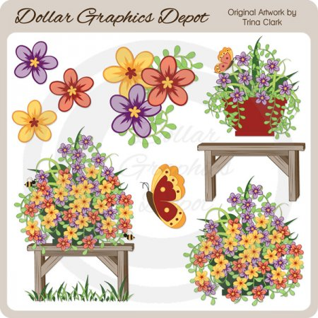 May Days - Clip Art