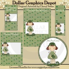 Irish Angel - Wrapper Set - Printables