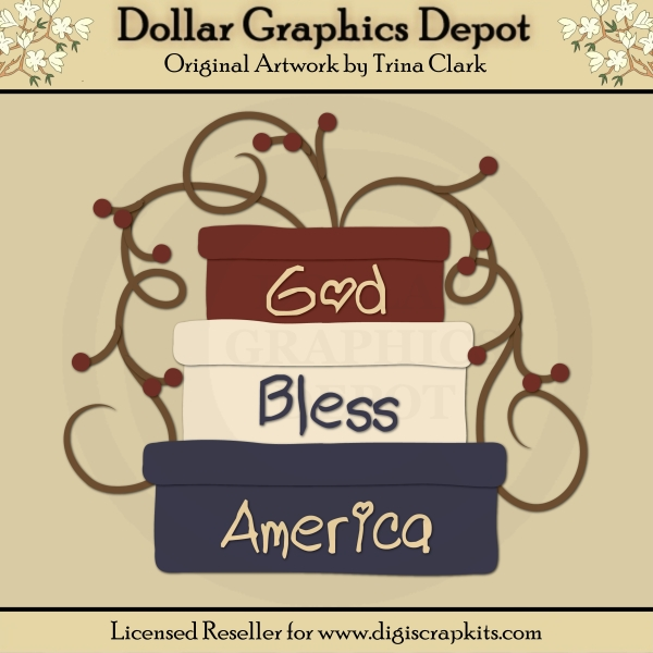 Americana Boxes 1 - Cutting Files / Paper Piecing Patterns - Click Image to Close