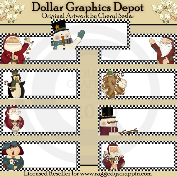 christmas wishes 1 address labels 1 00 dollar graphics depot
