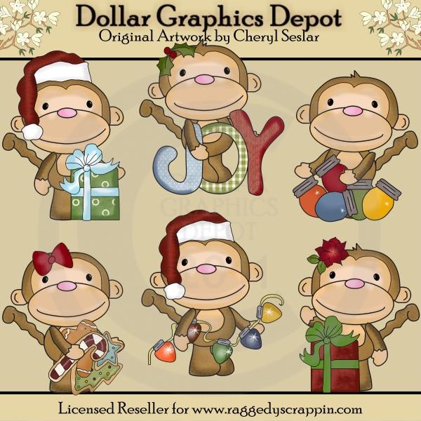 Старые открытки к году обезьяны