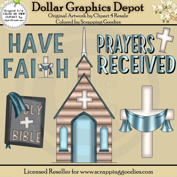 Have Faith - Clip Art - Click Image to Close