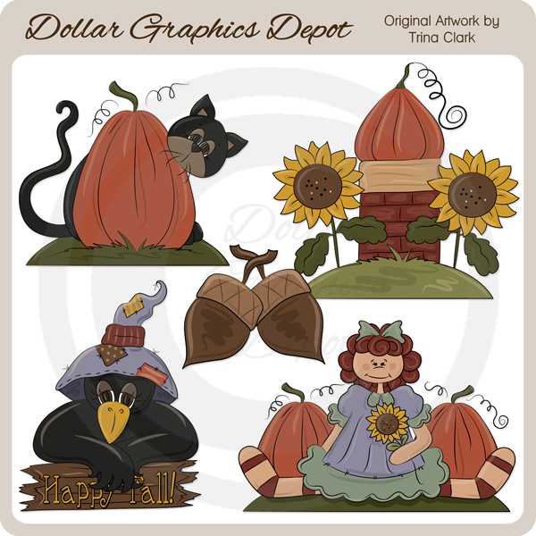Autumn 3 - Clip Art - Click Image to Close